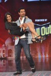 John Abraham & Genelia D'souza Promote Force On India's Got Talent