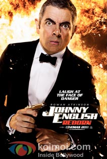 Johnny English Reborn Review (Johnny English Reborn Movie Poster)