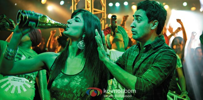 Katrina Kaif, Imran Khan In Mere Brother Ki Dulhan