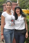Katrina Kaif, Sapna Bhavnani Inaugurates Mad-O-Wat Salon
