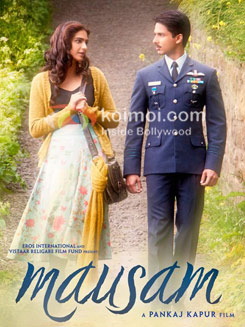 Mausam Review (Mausam Movie Poster)