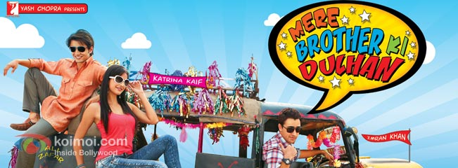 Mere Brother Ki Dulhan Makes Rs. 54 Cr In Two Weeks (Mere Brother Ki Dulhan Movie Wallpaper)