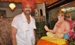 Nana Patekar Ganesha Darshan