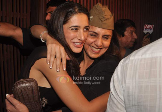 Nargis Fakhri, Neetu Singh Ranbir Kapoor's birthday and 'Rockstar' bash