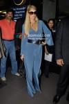Paris Hilton Arrives In India