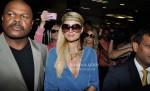 Paris Hilton In India
