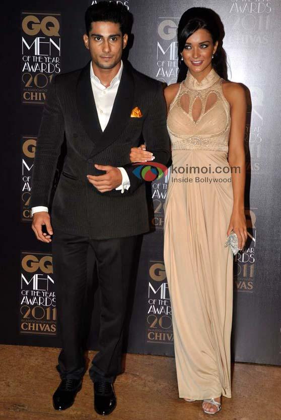 Prateik Babbar At GQ Awards 2011