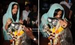 Priyanka Chopra visits Andhericha Raja Ganpati