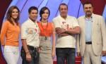 Rageshwari, Sachin Tendulkar, Dia Mirza, Sanjay Dutt, Boman Irani At Support My School