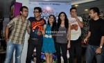 Sahil Sangha, Zayed Khan, Dia Mirza, Cyrus Sahukar, Satyadeep Mishra, Love Breakups Zindagi Team Launch Their Coffee