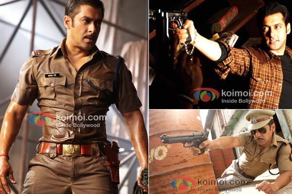 Salman Khan Action Hero