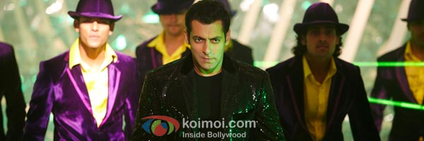 Salman Khan's Bodyguard Movie Stills