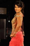 Sameera Reddy Walks the Ramp for Shane & Falguni Peacock