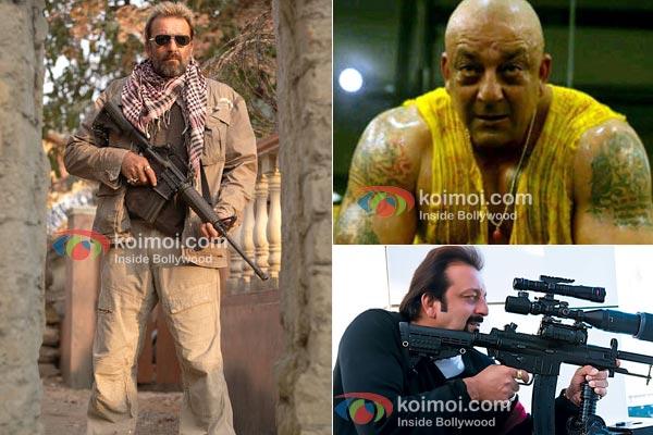 Sanjay Dutt Action Hero