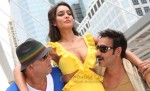 Sanjay Dutt, Lisa Haydon, Ajay Devgan (Rascals Movie Stills)