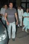 Sanjay Dutt at Surinder Kapoor's Prayer Meet