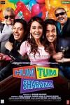 Sanjay Mishra, Shreyas Talpade, Minissha Lamba, Tusshar Kapoor, Satish Kaushik (Hum Tum Shabana Movie Poster)
