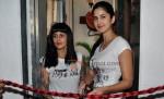 Sapna Bhavnani, Katrina Kaif Inaugurates Mad-O-Wat Salon