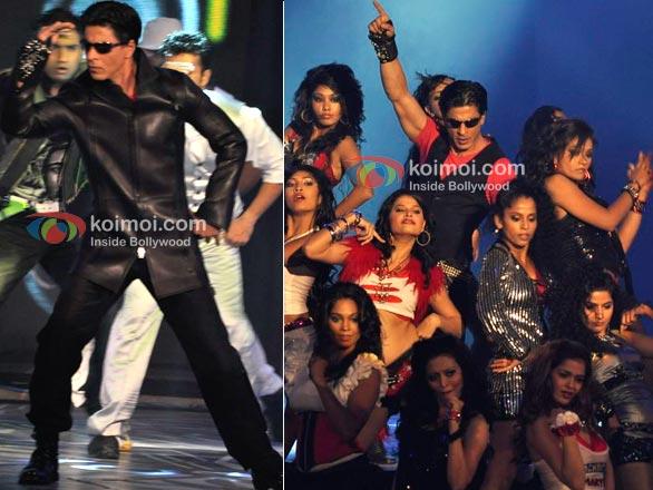 Shah Rukh Khan At RA.One Music Launch