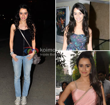 Shraddha Kapoor Youngest Hotties In Bollywood