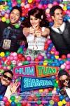 Shreyas Talpade, Minissha Lamba, Tusshar Kapoor (Hum Tum Shabana Movie Poster)