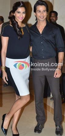 Sonam Kapoor, Shahid Kapoor Best/Worst Dressed