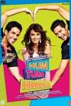 Tusshar Kapoor, Minissha Lamba, Shreyas Talpade (Hum Tum Shabana Movie Poster)