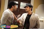 Tusshar Kapoor, Shreyas Talpade (Hum Tum Shabana Movie Stills)