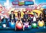Satish Kaushik, Tusshar Kapoor, Minissha Lamba, Shreyas Talpade, Sanjay Mishra, Pia Trivedi (Hum Tum Shabana Movie Wallpaper)