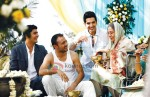 Vaibhav Talwar, Satyadeep Misra, Zayed Khan (Love Breakups Zindagi Movie Stills)