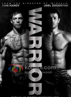Warrior Review (Warrior Movie Poster)
