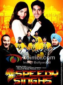 Speedy Singhs Review (Speedy Singhs Movie Poster)