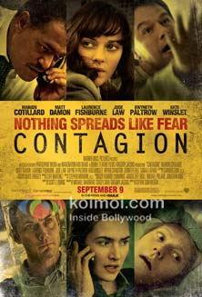 Contagion Review (Contagion Movie Poster)
