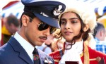 Shahid Kapoor, Sonam Kapoor (Mausam Movie Stills)