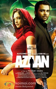 Aazaan Preview (Aazaan Movie Poster)