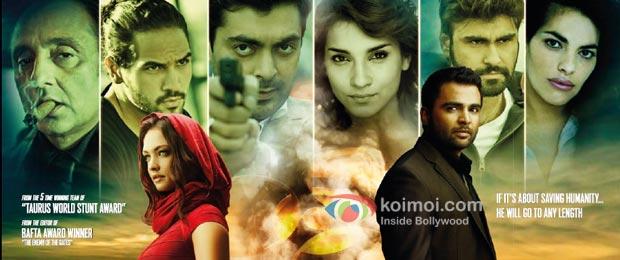 Aazaan Review (Aazaan Movie Stills)