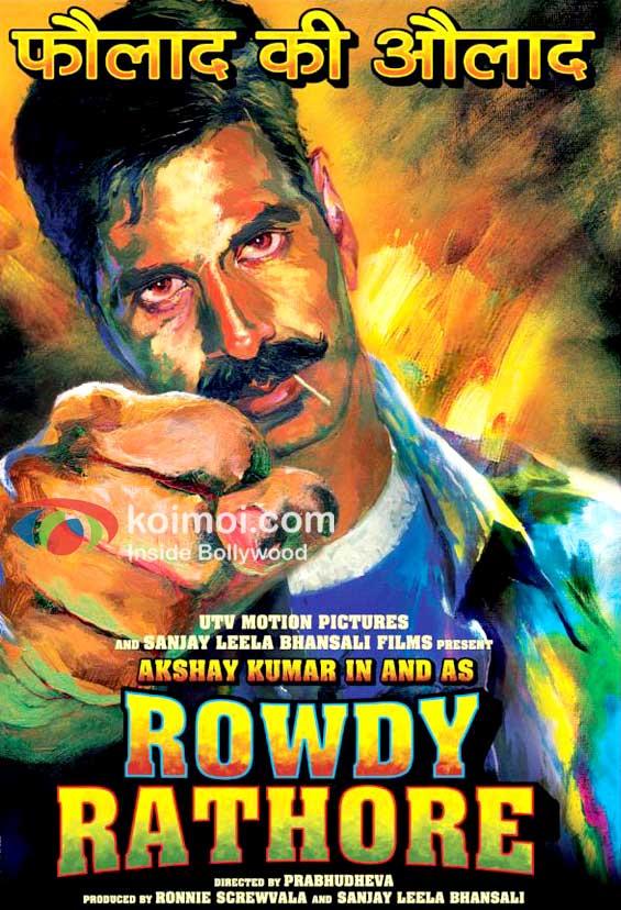 Akshay Kumar In Rowdy Rahthore