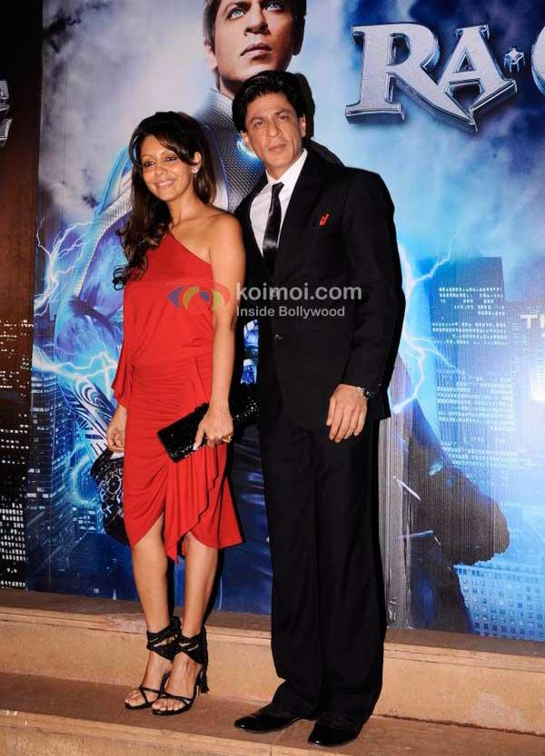 Shah Rukh Khan, Gauri Khan Best/Worst Dressed