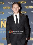 Jamie Bell At The Adventures of Tintin Premiere