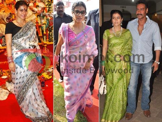 Kajol Bollywood's Best/Worst Dressed Fashion