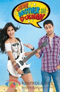 Katrina Kaif, Imran Khan (Mere Brother Ki Dulhan Movie Poster)