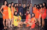 Milind Soman, Sonam Kapoor, Atul Kasbekar At Kingfisher Modelhunt Flag Off Event