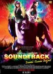 Mrinalini Sharma, Rajeev Khandelwal, Soha Ali Khan (Soundtrack Movie Poster)
