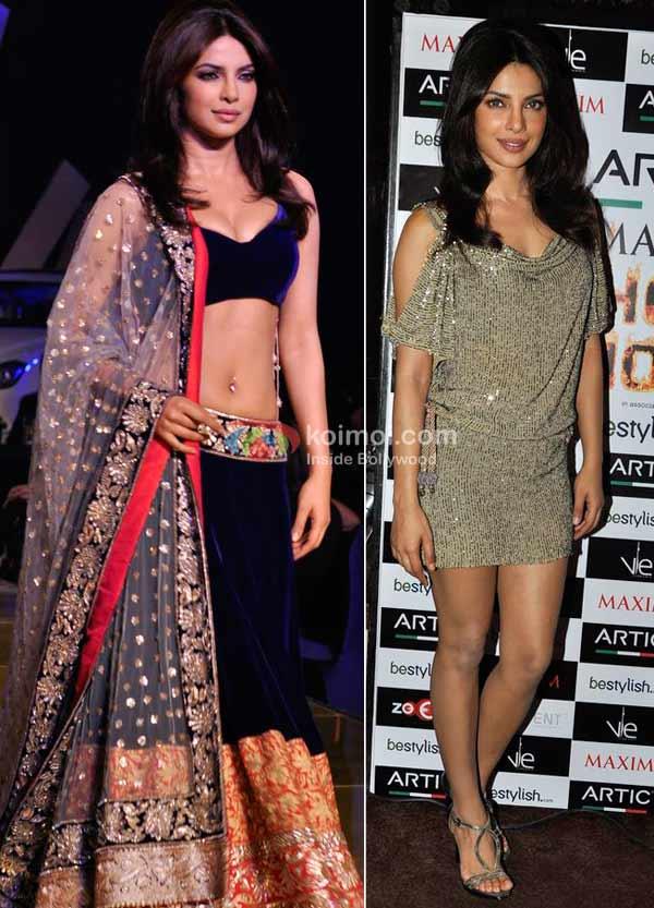 Priyanka Chopra Best/Worst Dressed