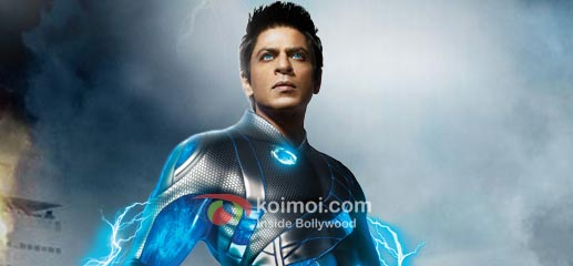 Ra.One Movie Stills