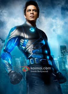 Ra.One Review (Ra.One Movie Poster)