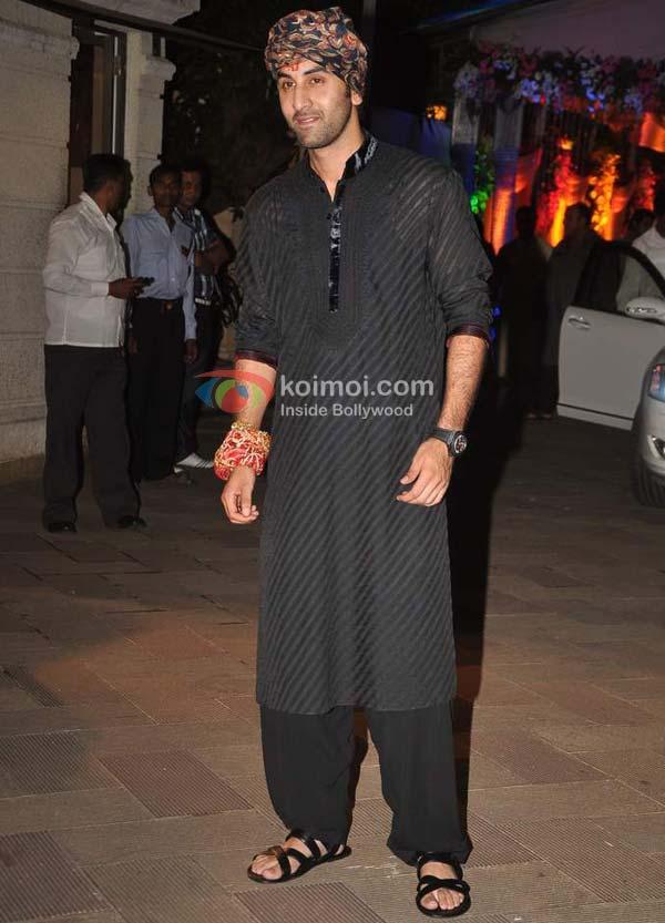 Ranbir Kapoor Bollywood's Best/Worst Dressed Fashion