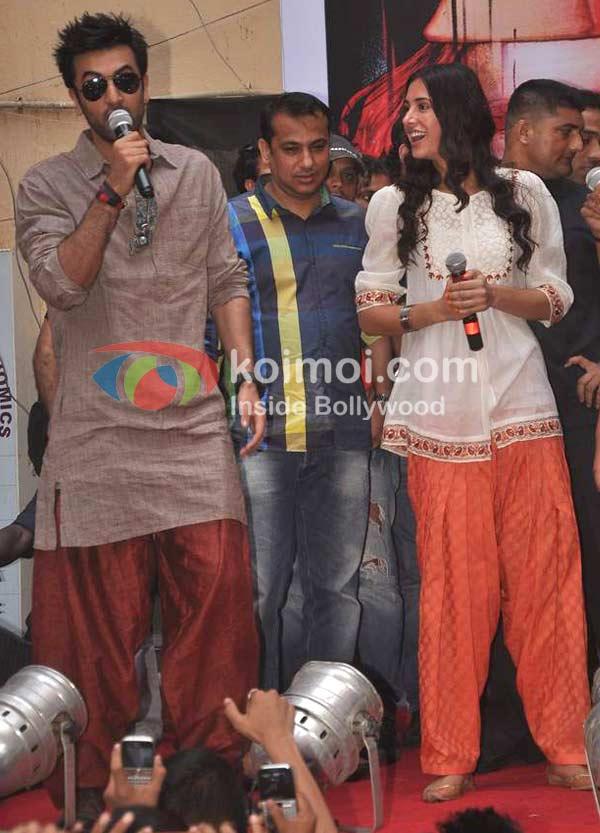Ranbir Kapoor, Nargis Fakhri Best/Worst Dressed
