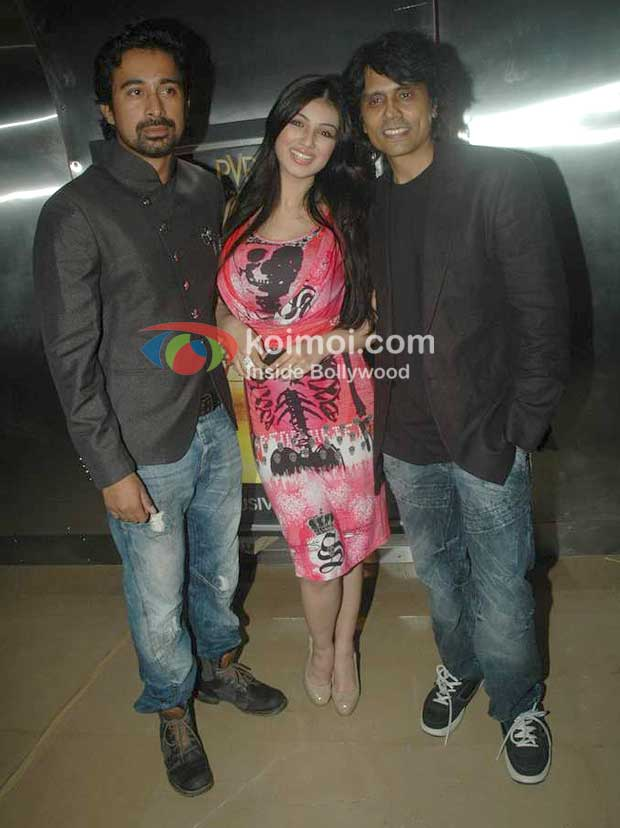 Rannvijay Singh, Ayesha Takia, Nagesh Kukunoor