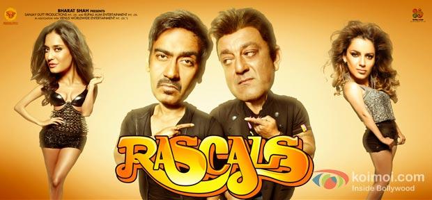 Rascals Movie Wallpaper